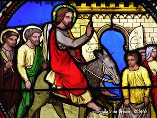 Conte pour les Rameaux : le petit âne de Béthanie