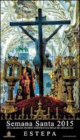 Semana Santa de Estepa 2015 - Cartel del Ayuntamiento
