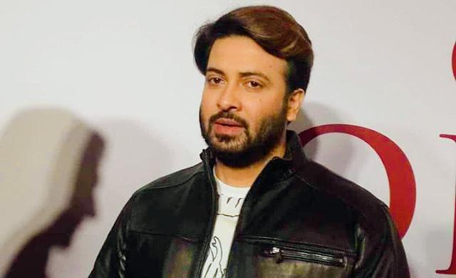 sakib khan at home