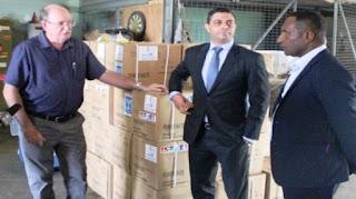 Israel Bantu Korban Gempa Bumi Papua Nugini