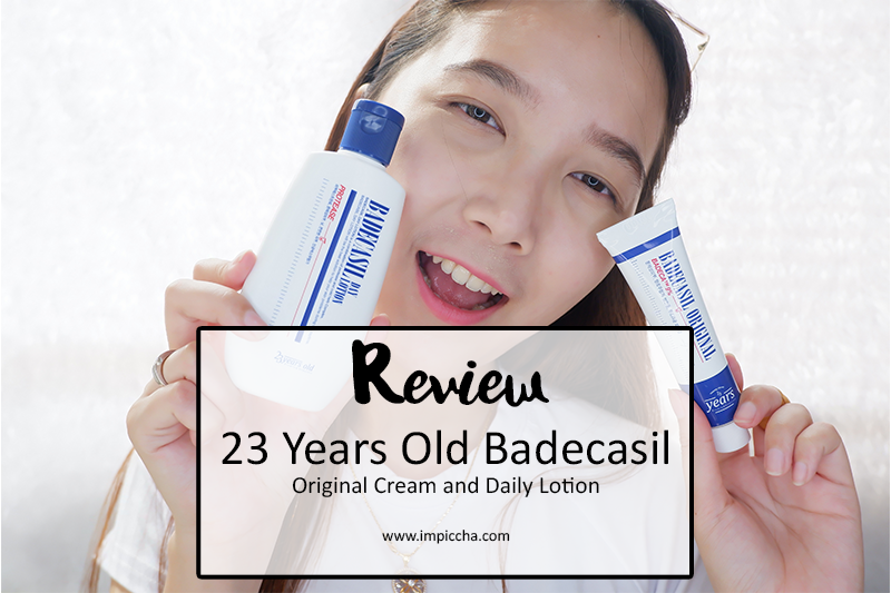 Review 23 Years Old Badecasil