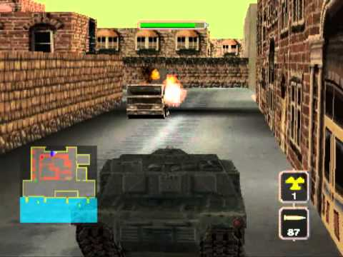 BattleTanx: Global Assault screenshot 3