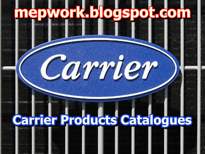 Download All Carrier Products Selection Catalogues PDF For Free