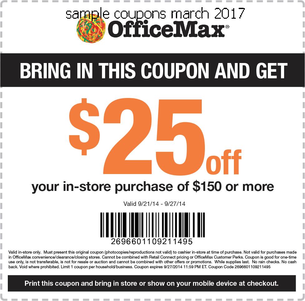 Manufacturer coupons without coupon printer