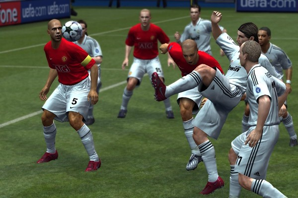 Download Pro Evolution Soccer 2009 Full Version RIP   Gamet