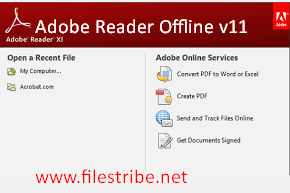 adobe reader download offline 11