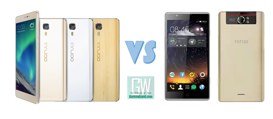 Innjoo Fire Plus and Tecno Camon C8 – Technical Comparison