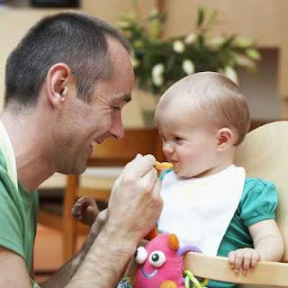 Escuela de Padres.Alimentación Infantil