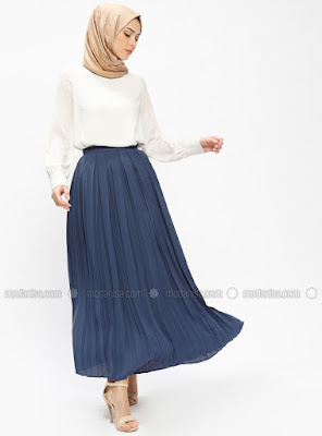 Robe pour Hijab avec Style Turque