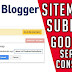 Submit Blogger Sitemap to Google search console