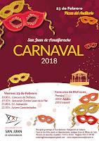 San Juan de Aznalfarache - Carnaval 2018