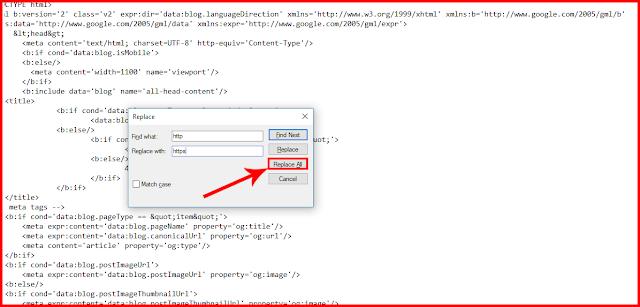 بلوجر تمنح بروتوكول HTTPS  للدومينات المجانية سارع بتفعيله الان Image5