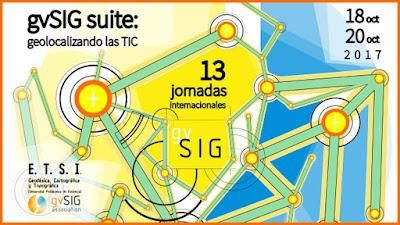 http://www.gvsig.com/es/eventos/jornadas-gvsig/13as-jornadas-gvsig