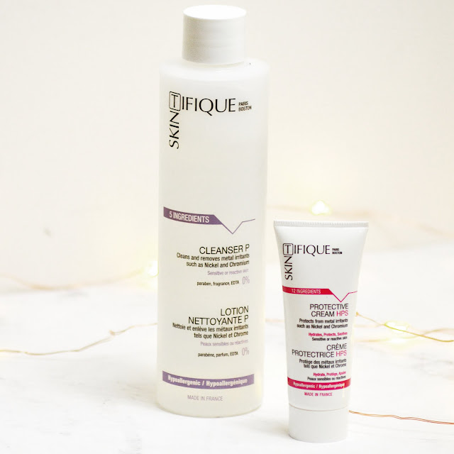 Lovelaughslipstick blog - Skintifique Cleanser P and Protective Cream HPS Skin Care Review