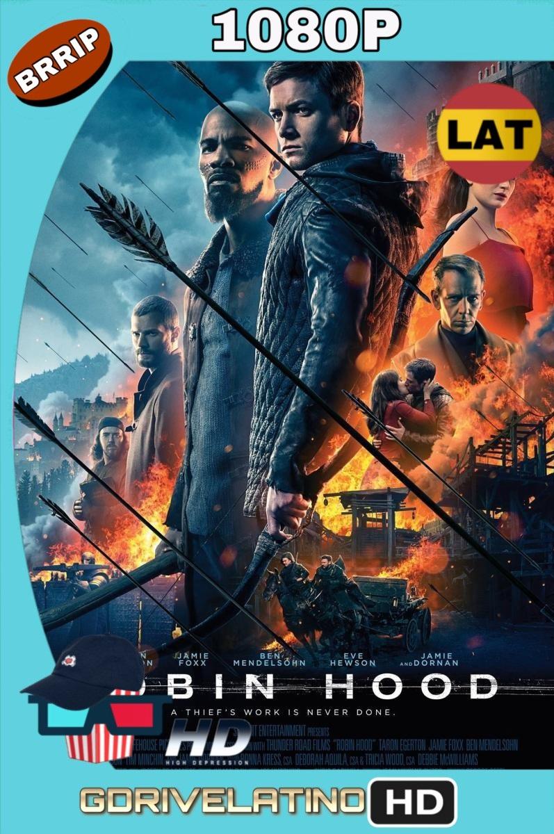 Robin Hood (2018) BRRip 1080p Latino-Ingles mkv