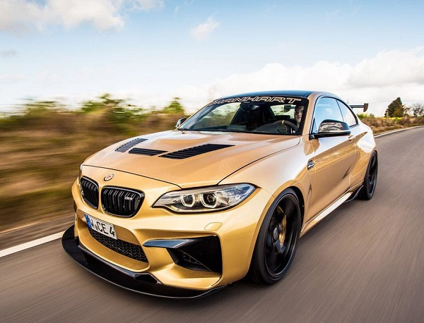 Manhart BMW M2