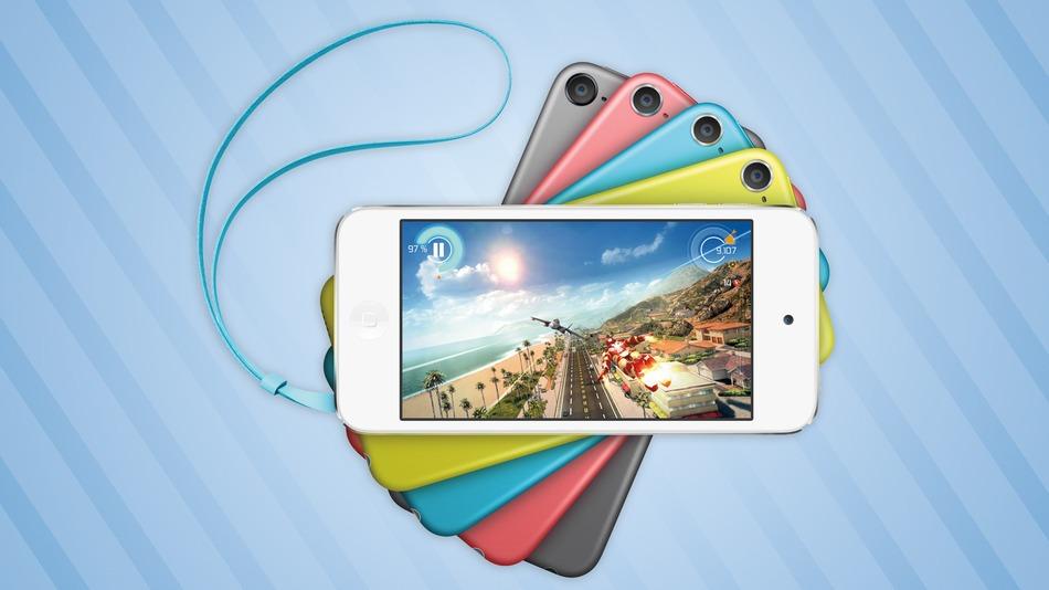 Lebih Murah, iPod Touch Dapatkan Warna Baru
