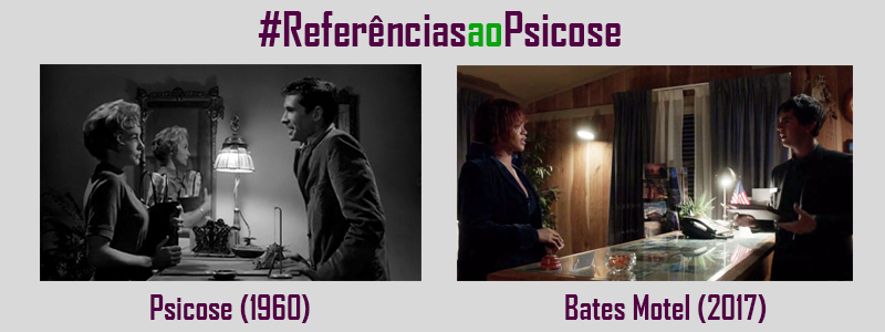 Referencia ao Psicose 02 - Blog #tas