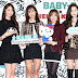 SNSD graced the opening of BABY-G in Itaewon!