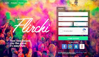 Flirchi Registration