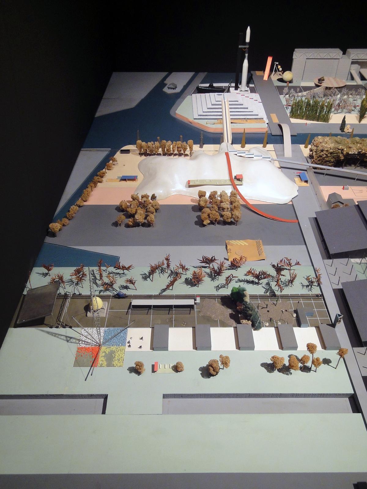 Oma Parc De La Villette Diagram Electric Furnace Factorio Human 39s Scribbles More Than Craftsmanship