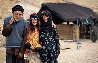 Nomads in Iran