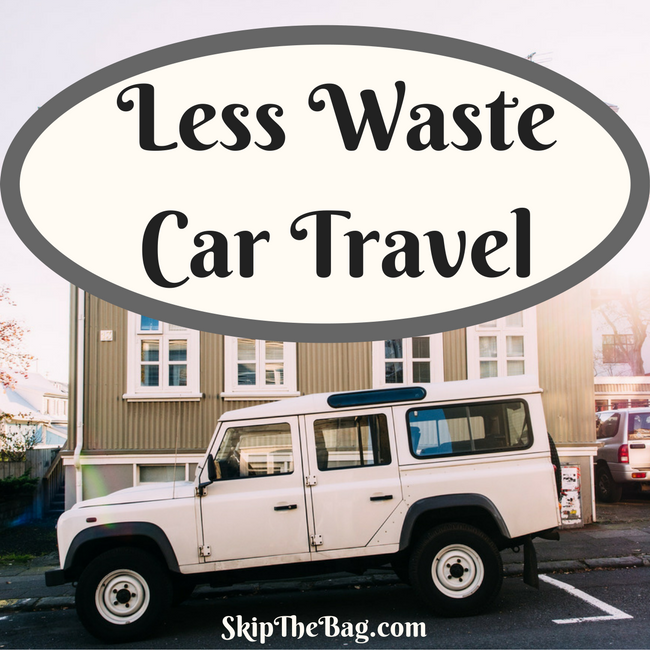 Zero Waste Car Travel