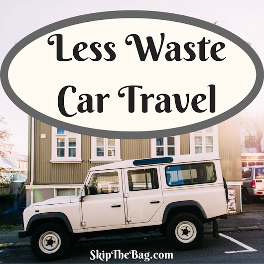 Less Waste Car Travel