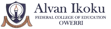 Alvan Ikoku College of Education Acceptance Fee Payment & Registration Details
