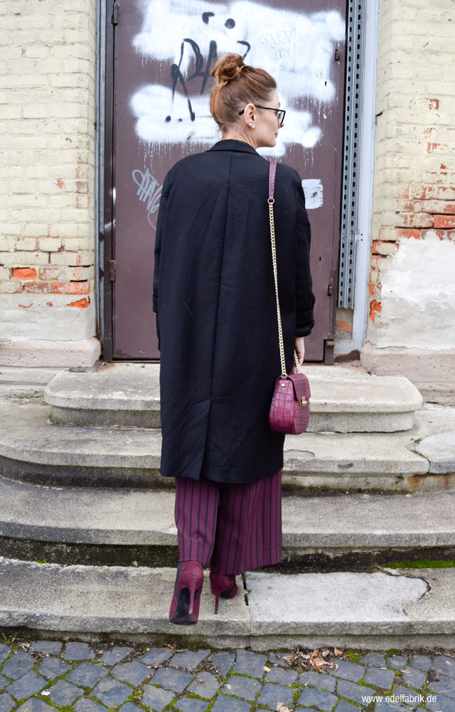 Marlene Hose, Palazzo Hose richtig kombinieren