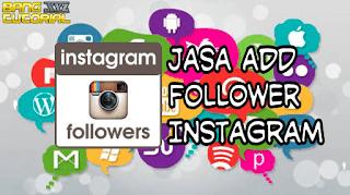 Jasa Tambah Follower dan Like Instagram Murah