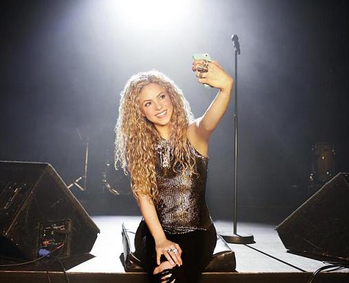 el mejor ángulo para un selfie
