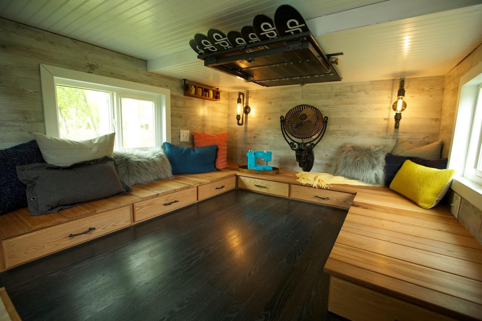 The Tiny Ski House TINY HOUSE TOWN