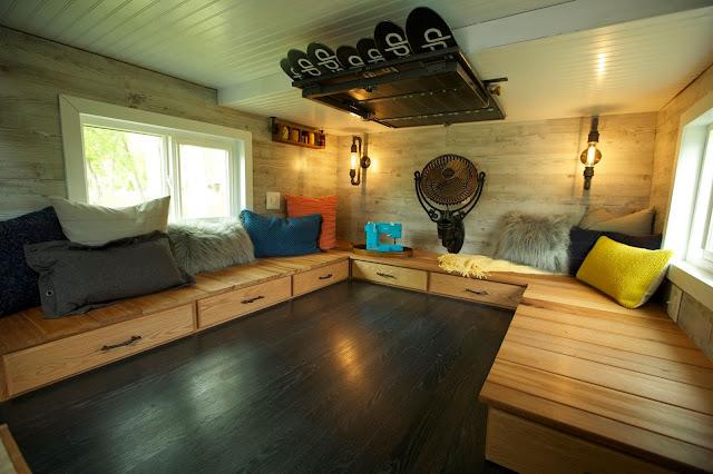 Tiny Ski House
