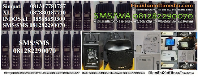 Sewa Speaker Portable Pegangsaan Dua Jakarta Utara Rental Sound System Portable PA Amplifier