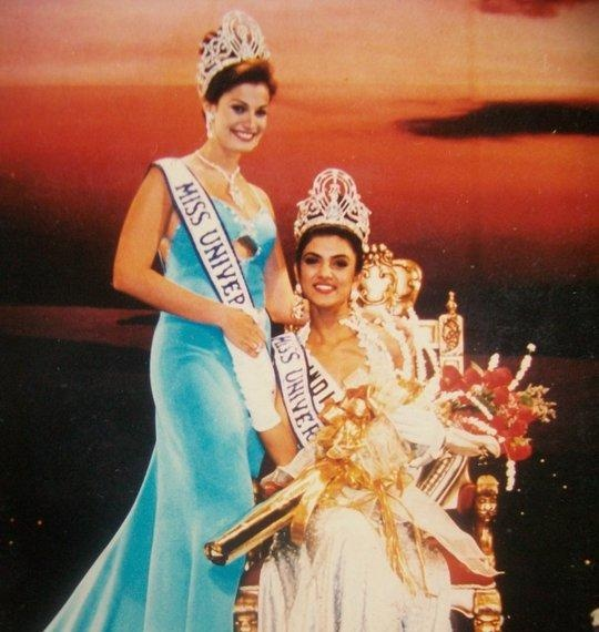 MISS UNIVERSE 1994 : Fast Facts, Rumors, Scoops
