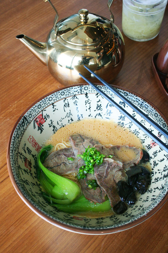 Paradise Dynasty La Mian with Spiced Beef