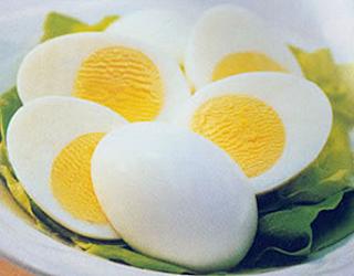 7 Manfaat telur rebus untuk kesehatan!