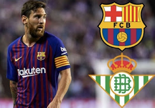 Barcelona vs. Real Betis: Squads List, prediction, start time, TV channel, live s tream, watch online