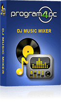 Program4Pc DJ Music Mixer v5.4.0 Full Crack