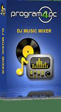 Program4Pc DJ Music Mixer v5.4.0 Full Crack
