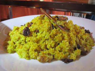 nasi kebuli