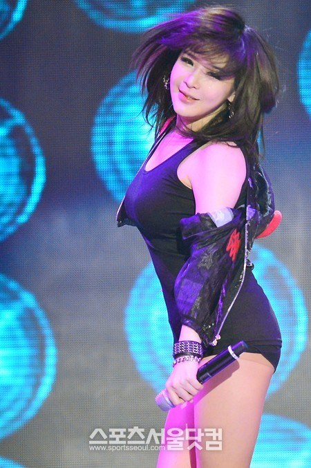 Eye Candy 10 Real Hot Pictures Of Park Bom Gifs