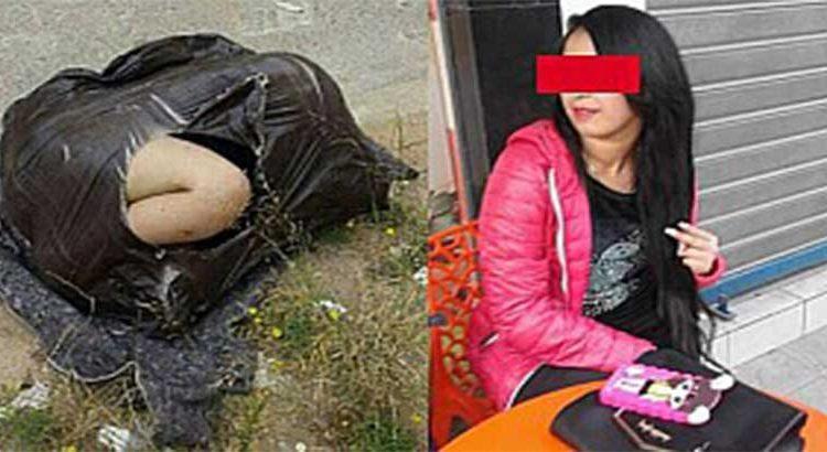 السر فى لغز الفتاة المغربية التى عثر علي جثتها فى كيس بلاستيك