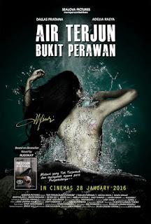 Air Terjun Bukit Perawan (2016)