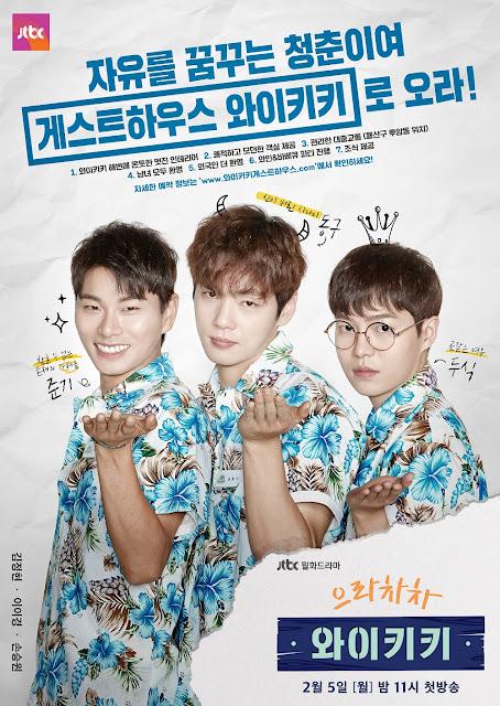Sinopsis Drama Korea : Eulachacha Waikiki 으라차 차 와이키키