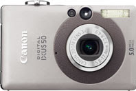 Canon IXUS 50 Driver Download Windows, Mac