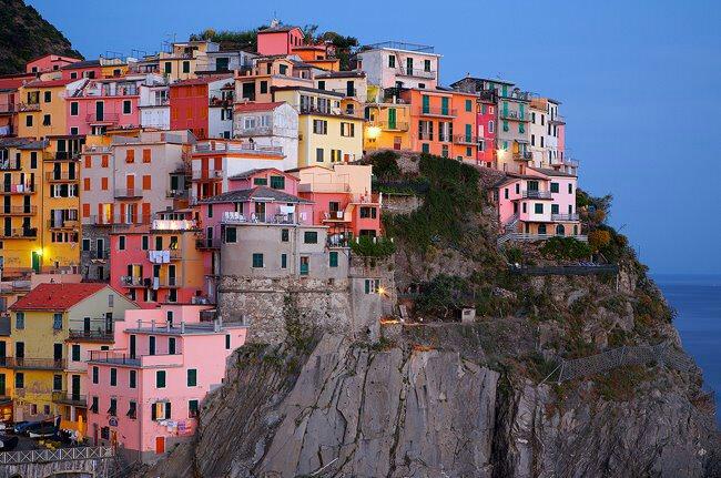 Ville D Italie Les Plus Sauvages