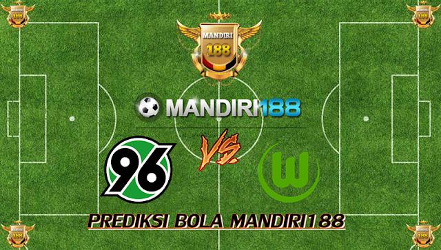 AGEN BOLA - Prediksi Hannover 96 vs VfL Wolfsburg 29 Januari 2018