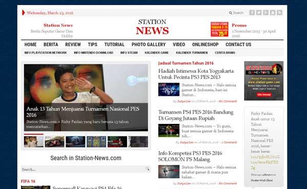 Station News - Blog Informasi Tentang Game dan Hobi